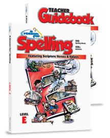 A Reason For Spelling Level E Pack Grade 5