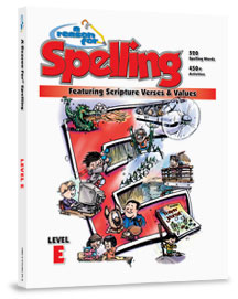 A Reason For Spelling Level E Student Workbook