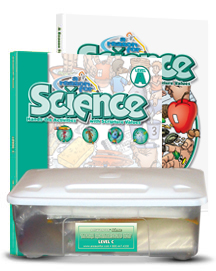 A Reason For Science Level A Complete Pack (faith-based, hands on)