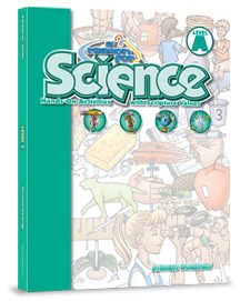 A Reason For Science Level A Student Worktext faith-based, hands on)