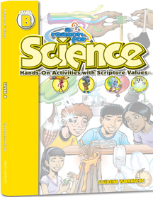 A Reason For Science Level B Student Worktext (faith-based, Hands On, BC2)