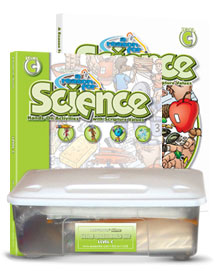 A Reason For Science Level C Complete Pack (faith-based, hands on)