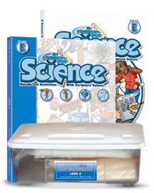 A Reason For Science Level E Complete Pack (faith-based, hands on)