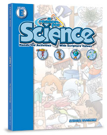 A Reason For Science Level E Student Worktext (faith-based, Hands On)