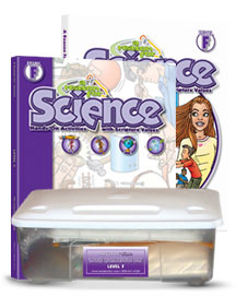 A Reason For Science Level F Complete Pack (faith-based,hands on)