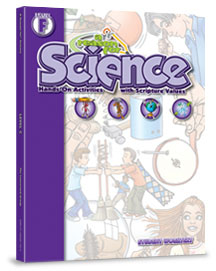 A Reason For Science Level F Student Worktext (faith-based, Hands On)