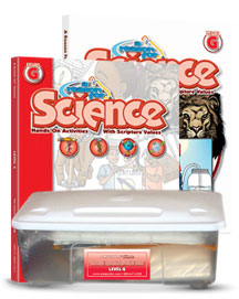 A Reason For Science Level G Complete Pack (faith-based, hands on)