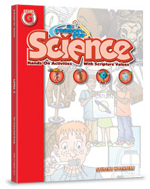 A Reason For Science Level G Student Worktext (faith-based, Hands On)