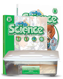 A Reason For Science Level H Complete Pack (faith-based, hands on)