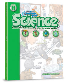 A Reason For Science Level H Student Worktext (faith-based,Hands On)