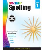 Spectrum Spelling Grade 1 (BC1)