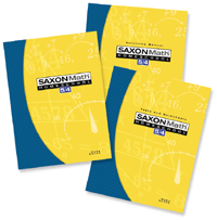 Saxon Math  54 Complete Package (3rd ed)