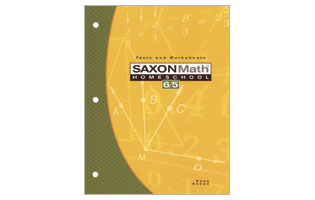 Saxon Math 65 Tests & Worksheets Booklet (3rd ed)