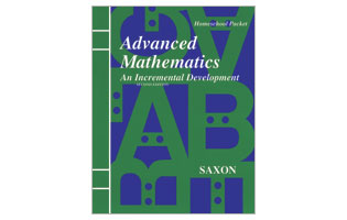 Saxon Math Advanced Math Solutions Manual (2nd ed)