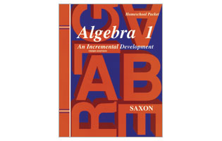Saxon Math Algebra 1 Solutions Manual (3rd ed)