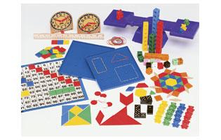 Saxon Math Manipulative Kit