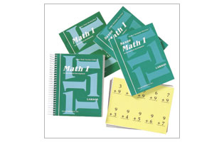 Saxon Math Grade 1 Complete Package