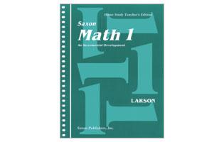 Saxon Math Grade 1 Teacher's Manual