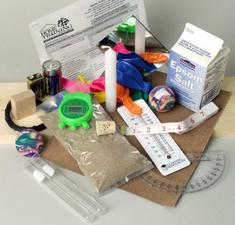 Exploring Creation with Physical Science Lab Kits (Apologia) STEM