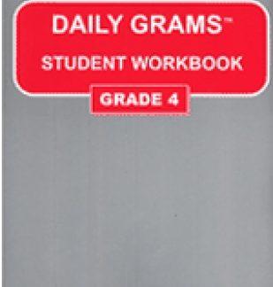 Daily Grams Grade 4 Student Workbook