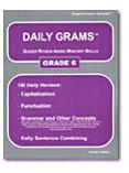 Daily Grams Grade 6 Teacher