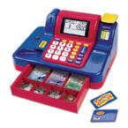 Cash Register with Canadian Money (life skills)