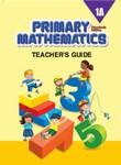 Singapore Math 1A STD Edition Teacher's Guide