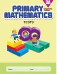 Singapore Math 3A STD Edition Tests