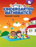 Singapore Math B STD Edition Earlybird Kindergarten Math Teacher's Guide