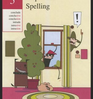 Sequential Spelling 5 Set SALE PRICE $20.00
