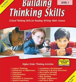 Building Thinking Skills Level 1 Combo Grades 2-3