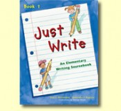 Just Write Book 1 Grades 2-3 (CP2, BC2)