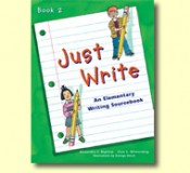 Just Write Book 2 Grades 2-3 (CP3, BC3)