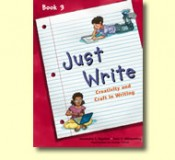 Just Write Book 3 Grade 4 (CP4, BC4)
