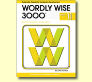 Wordly Wise 3000 Book 11 (vocabulary, writing, critical thinking) 3rd edition