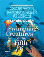 Exploring Creation with Zoology 2 Notebooking Journal (Apologia, Faith based)