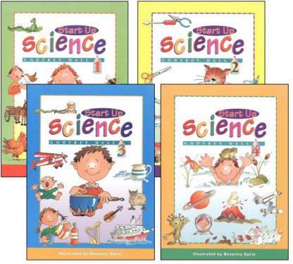Earlybird Start up Science 1,2,3,4