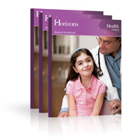 Horizons Health Grade 3 SET (Faith-based, BC3)