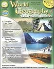 World Geography Daily Skill Builder Grades 4-8