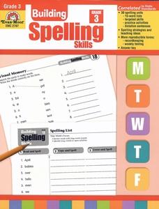 Building Spelling Skills 3  Evan-Moor