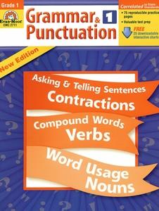Grammar & Punctuation 1 (BC1) Evan Moor