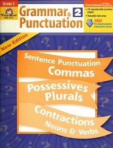 Grammar & Punctuation 2 (BC2) Evan Moor