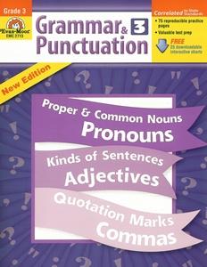 Grammar & Punctuation 3(BC3) Evan-Moor