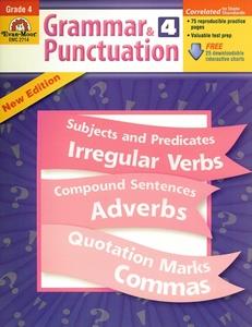 Grammar & Punctuation 4 Evan-Moor (BC4)