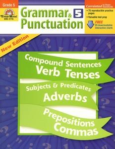 Grammar & Punctuation 5 Evan-Moor (BC5)