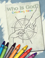 Who Is God? Coloring Book (Faith-based, BCK)