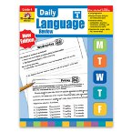 Daily Language Review 4 Evan-Moor