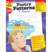Poetry Patterns and Themes Evan-Moor (CP5, CP6, BC4, BC5, BC6)