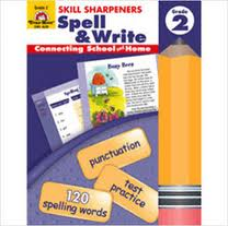 Spell & Write 2 Skill Sharpeners Evan-Moor (Spelling & Writing)