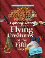 Exploring Creation with Zoology 1 Junior Notebooking Journal (Apologia, Faith based)